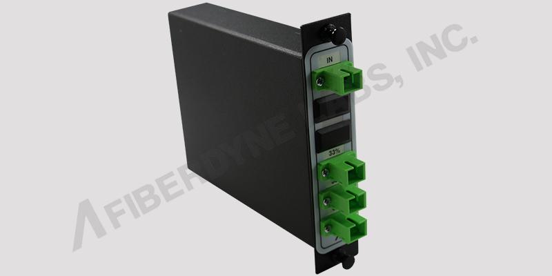 Fiberdyne Labs, Inc  Coupler/Splitter Modules